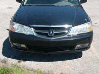 2003 acura tl. excellent conditon front passenger
