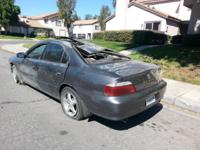 2003 Acura TL 4 doors, Automatic, AC PS CD leather,