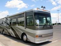 The custom chassis by Western Motor Coach has only
