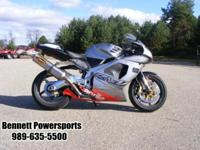 For Sale 2003 Aprilia RSV 1000. This ultra exotic 1000