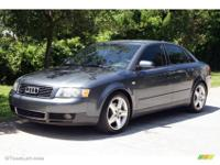 2003 audi a4 136,000 miles $6300perfect condition great