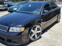 SE HABLA ESPANOL. Really nice Audi A4 with Leather