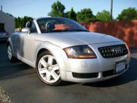 Up for sale is an extra clean 2003 Audi TT roadster in