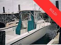 This vessel was SOLD on October 6. A capable Walkaround