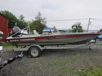 Echo Bay Marina.  For sale is a 2003 Bass Tracker Pro