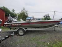 Echo Bay Harbour.  For sale is a 2003 Bass Tracker Pro
