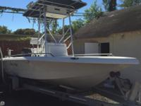 2003 Bay Stealth 2030 with a 150 Yamaha saltwater