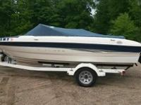 2003 Bayliner 185 Capri Please call boat owner Thomas