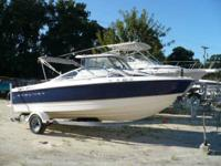 GENERAL INFORMATION	  Manufacturer		 Bayliner	  Model