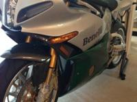 VERY RARE Benelli Limited EditionFactory kit consists