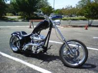 2003 Big Dog Chopper. One owner. Garage This was the