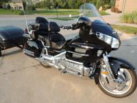 2003 Honda Goldwing GL1800 ABS.  Excellent condition.