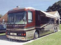 Luxury at its finest. This beautiful coach has a