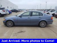 2003 BMW 3 Series 330i RWD 5-Speed Automatic with
