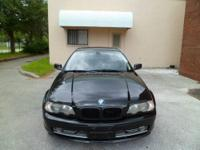 2003 BMW 330CI,CLEAN CAR FAX NEVER BEEN AN ACCIDENT