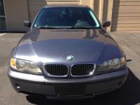 2003 BMW 330i IMMACULATE CONDITION. RUNS AND DRIVES