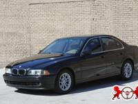 Options Included: N/A2003 BMW 525i W/ CLEAN CARFAX.