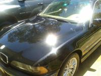 2003 BMW. Color: Black. Mileage: 135,432. Engine: 3.5