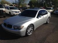 For sale is a gorgeous 2003 BMW 745i. This automobile