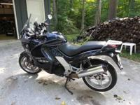 Selling a 2003 BMW K1200 GT. < < 37,000 miles. Runs