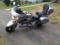 2003 BMW R1200CL in very nice condition. This bike has