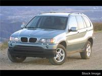 Make sure to get your hands on this 2003 BMW X5 X5 4DR