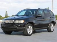2003 BMW X5 4.4 SPORT PACKAGE WITH NAVIGATION, , AUTO,