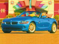 This 2003 BMW Z4 has an original MSRP of $40,005 and