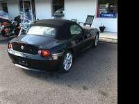 2003 BMW Z4 3.0i ROADSTER near Gainesville, Lake City,