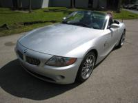 2003 BMW Z4 3.0i Roadster, THIS IS A ONE OWNER. Clean