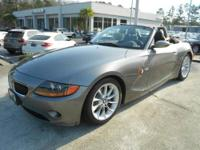 2003 BMW Z4 Coupe Z4 2dr Roadster 2.5i Our Location is: