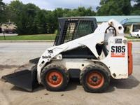 2003 S185 BOBCAT SKID STEER LOADER 4X4 G SERIES