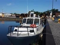 2003 Breaux Brothers 34' 600HP diesel multi-Use double