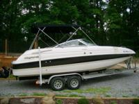 Boat Type: Power What Type: Open Bow Year: 2003 Make: