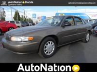 This 2003 Buick Century Custom is provided solely by