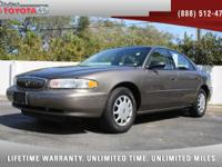 2003 Buick Century Custom Sedan, *** FLORIDA OWNED