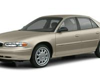 Options:  2003 Buick Century Custom|Miles: 80610Color: