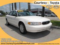 2003 BUICK Century Sedan 4dr Sdn Custom Our Location