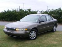 This 2003 Buick Century Custom is offered exclusively