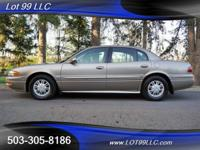 2003 Buick LeSabre Custom, Clean Cruiser! Only 114k
