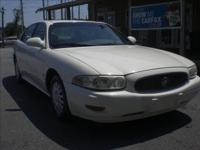 Options Included: N/A***LESABRE CUSTOM*** -The Lesabre