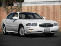 Options Included: N/A**2003 BUICK LESABRE CUSTOM SEDAN