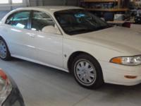 I have a 2003 Buick LeSabre Custom with 70,650 miles