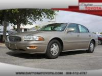 2003 Buick LeSabre Custom V6 Sedan, *** FLORIDA OWNED