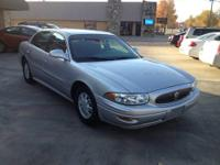 2003 Buick LeSabre Custom Vehicle Options Air