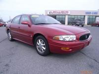 Options Included: N/AThis Buick LeSabre Limited is very