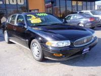 Options Included: Leather Interior SurfaceThis 2003