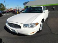 LeSabre LIMITED with Low Miles!!! Automatic, A/C, Gray