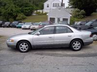 Options Included: 2003 Buick Regal superchaged! 108k