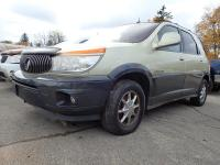 Options:  2003 Buick Rendezvous |Green Exterior|Stock